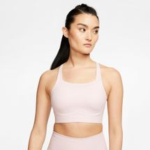 Nike Women's Swoosh Luxe Sports Bra