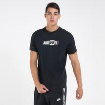 Nike Men's Sportswear Just Do It Bumper T-Shirt