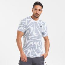 Nike Men's Sportswear Hand Drawn T-Shirt