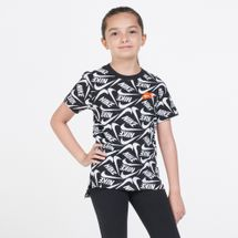 Nike Kids' Sportswear Allover Print T-Shirt (Older Kids)