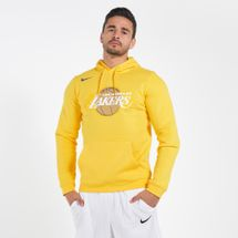Nike Men's NBA Lakers City Edition Hoodie