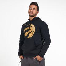 Nike Men's NBA Toronto Raptors City Edition Logo Hoodie