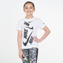 Nike Kids' Sportswear Swoosh T-Shirt (Older Kids)