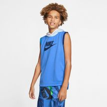 Nike Kids' Sportswear Mesh Tank Top (Older Kids)