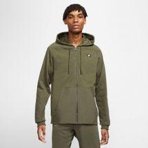 Nike Men's Sportswear Lightweight Full-Zip Mix Hoodie