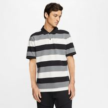 Nike Men's Sportswear Striped Polo T-Shirt
