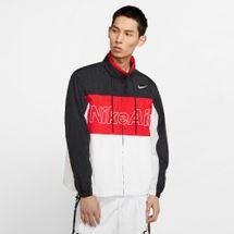 Nike Men's Sportswear Air Woven Jacket