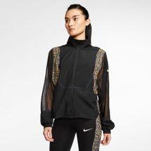 Nike Women's Icon Clash Printed Jacket