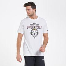 Nike Men's Dri-FIT LeBron James SFG Lion T-Shirt