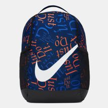 Nike Kids' Brasilia Printed Backpack (Older Kids)