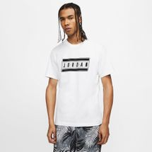 Jordan Men's Sticker T-Shirt