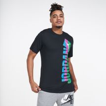 Jordan Men's Fade Logo T-Shirt