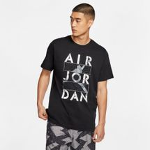 Jordan Men's Stencil Graphic T-Shirt