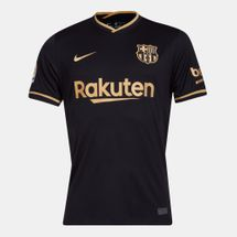 Nike Men's F.C. Barcelona Stadium Away Jersey - 2020/21