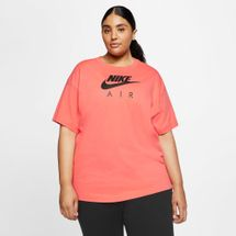 Nike Women's Sportswear Air T-Shirt (Plus Size)