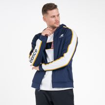 New Balance Men's Athletics Track Hoodie