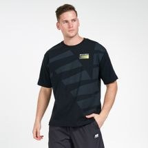 New Balance Men's Sport Style Optiks Oversized T-Shirt