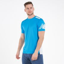 New Balance Men's Velocity T-Shirt
