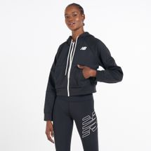 New Balance Women's Achiever Full Zip Jacket
