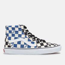 Vans Checkerboard Sk8-Hi Shoe
