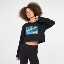 Vans Women's Ramp Tested Crew Sweatshirt