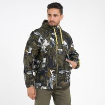 Timberland Men's YC AOP Windbreaker Jacket