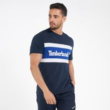 Timberland Men's Colourblock T-Shirt