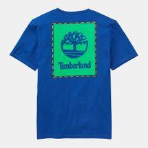 Timberland Men's Box Logo T-Shirt