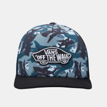 Vans Kids' Classic Patch Trucker Plus Hat (Older Kids)