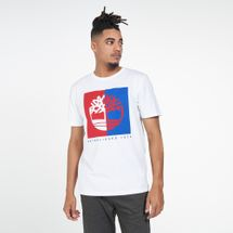 Timberland Men's Logo T-Shirt
