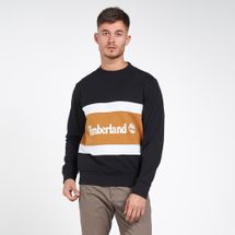 Timberland Men's Colourblock Sweatshirt