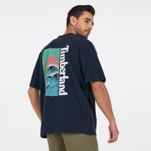 Timberland Men's Beach Graphic T-Shirt