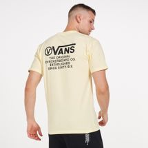 Vans Men's Distortion Type T-Shirt
