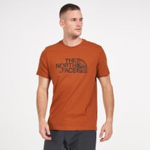 The North Face Men's Woodcut Dome T-Shirt