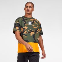Timberland Men's Camo T-Shirt