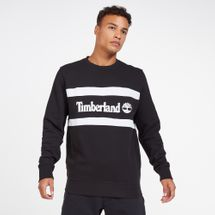 Timberland Men's Cut-and-Sew Sweatshirt