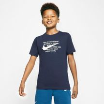 Nike Kids' Sportswear Swoosh For Life T-Shirt (Older Kids)