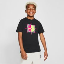Nike Kids' Sportswear Beach Swoosh T-Shirt (Older Kids)