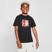 Nike Kids' Sportswear Beach Swoosh T-Shirt (Older Kids)