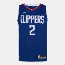 Nike Men's NBA Los Angeles Clippers Kawhi Leonard Icon Edition Swingman Jersey