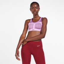 Nike Women's Phenom Flyknit Sports Bra