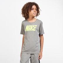 Nike Kids' Breathe Graphic T-Shirt (Older Kids)