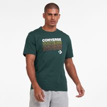 Converse Men's Repeat Wordmark T-Shirt