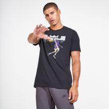 Nike Men's Dri-FIT LeBron Logo T-Shirt