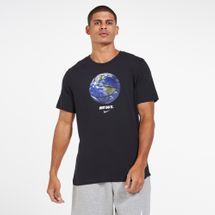 Nike Men's Dri-FIT World Ball T-Shirt