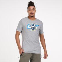 Nike Men's Sportswear Swoosh Worldwide T-Shirt