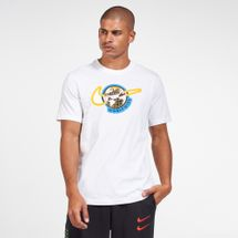 Nike Men's Sportswear Swoosh Worldwide T-Shirt