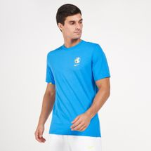 Nike Men's Sportswear Worldwide Globe T-Shirt