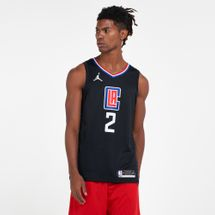 Nike Men's NBA Los Angeles Clippers Kawhi Leonard Statement Edition Jersey