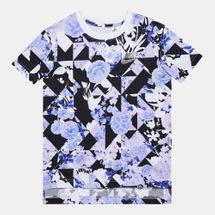 Nike Kids' Sportswear Printed T-Shirt (Older Kids)